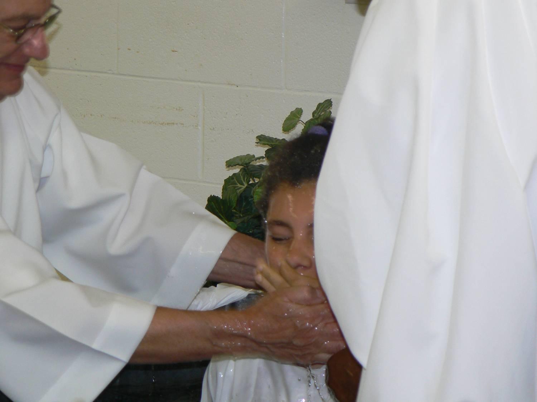 We Baptize
